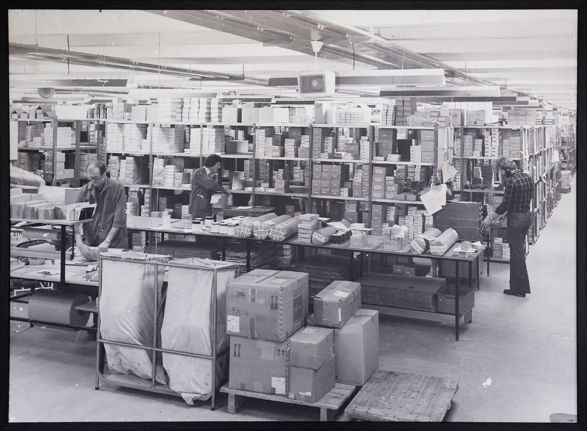 Tekstil leverandør