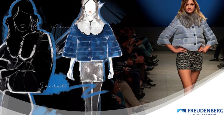 Freudenberg understøtter dit skarpe design